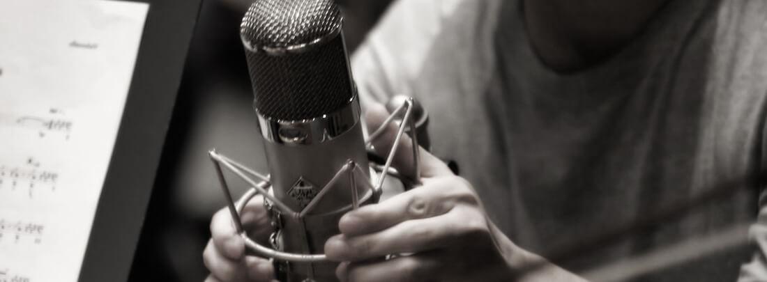 レコーディングのイメージ画像