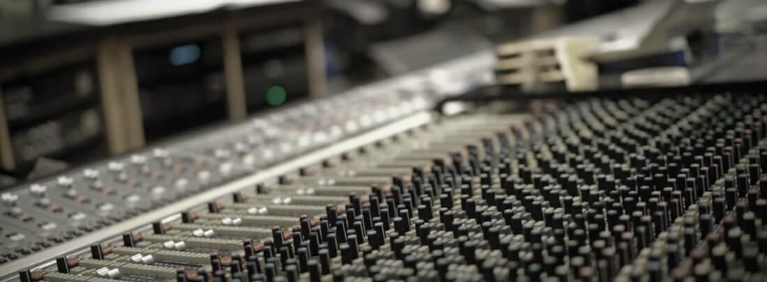 音効制作のイメージ画像