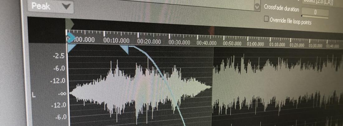サウンドデザインのイメージ画像