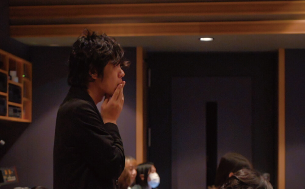 プロデューサーの写真